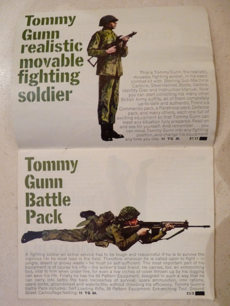 Tommy Gunn Paperwork P1070818