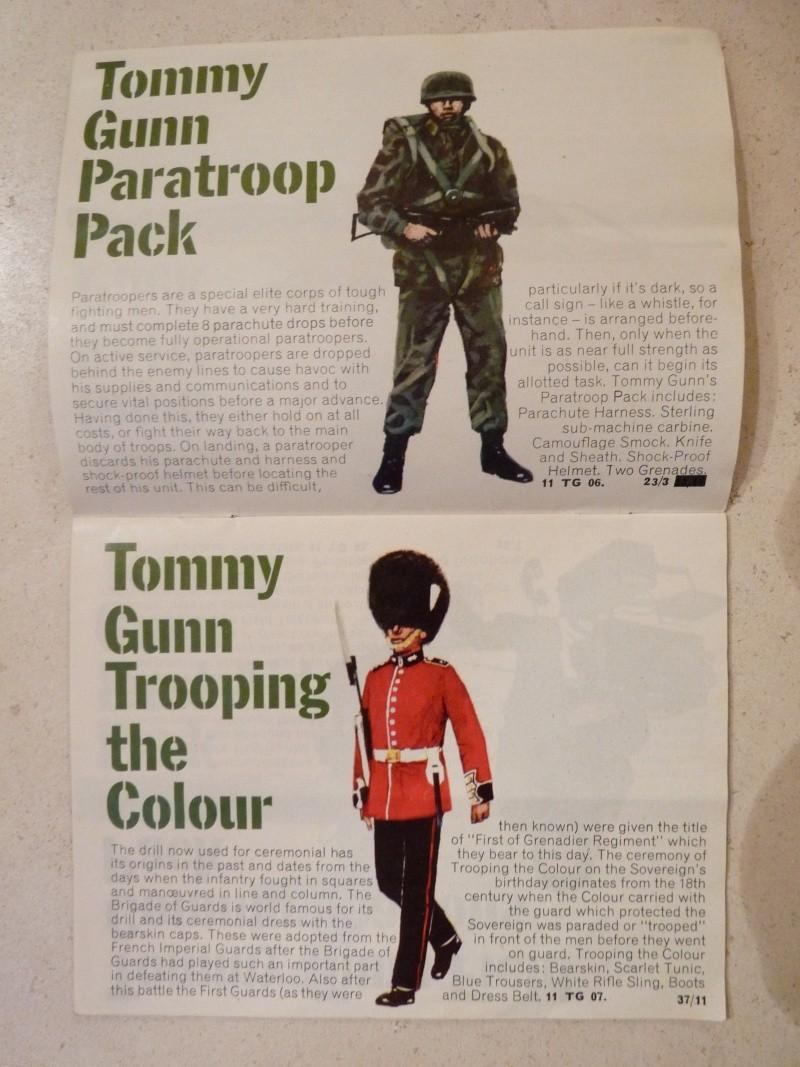 Tommy Gunn Paperwork P1070819