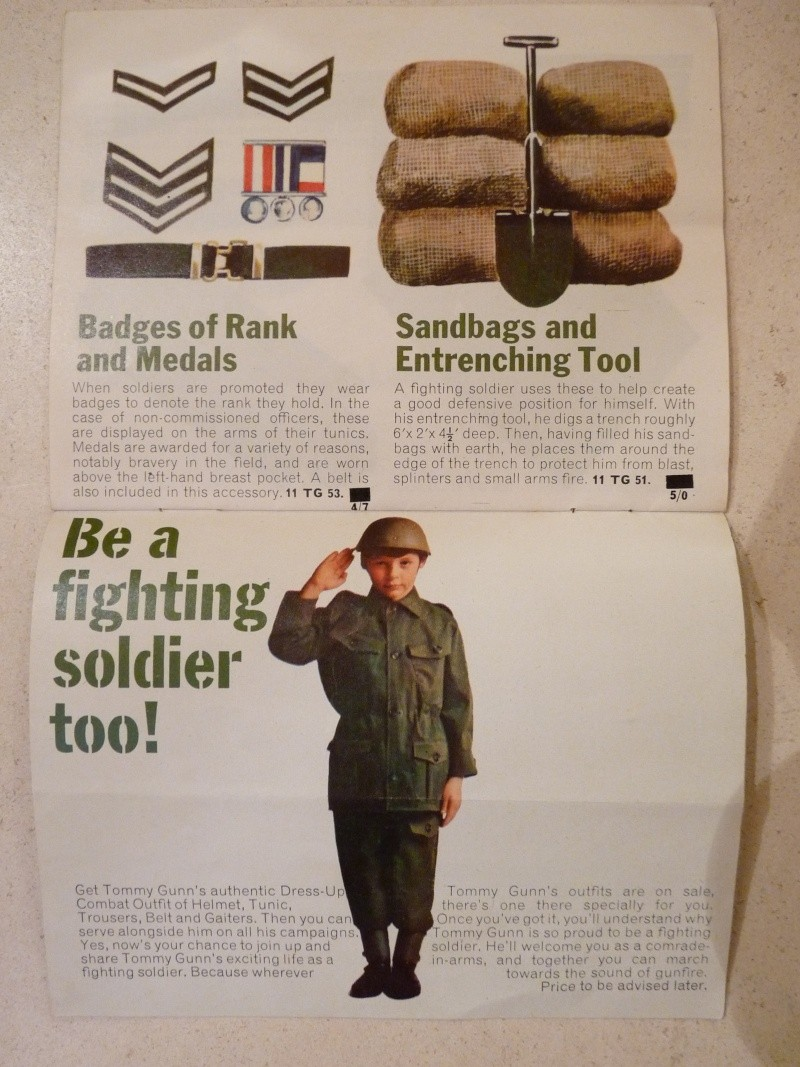 Tommy Gunn Paperwork P1070824