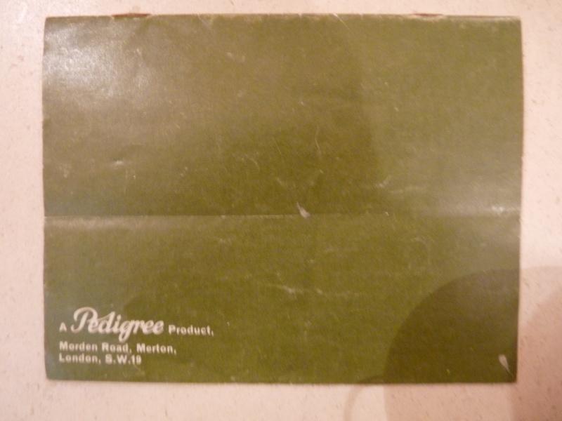 Tommy Gunn Paperwork P1070825