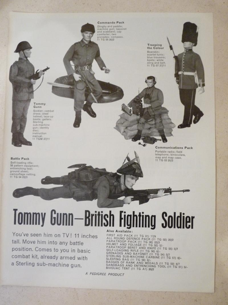 Tommy Gunn Paperwork P1070837