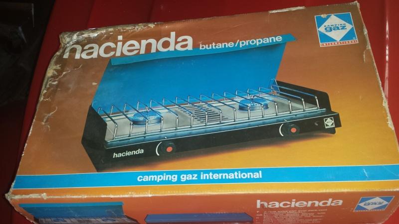 plusieurs bricoles : cramer, hot dogger camping gaz.... 20140514