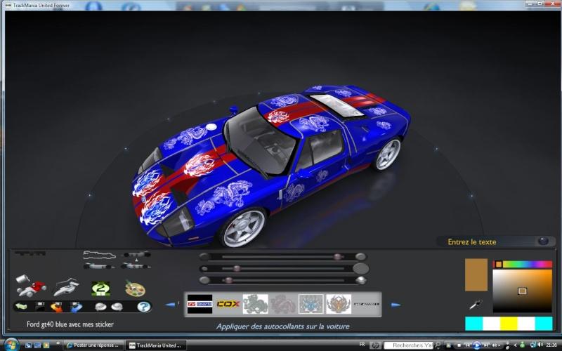 voiture et drapeau Sans_t10