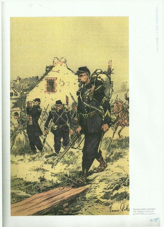 13 BCA guerre 1870-1871 Numari13
