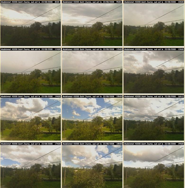 Le temps à Madelonnet du mois d'Août 2008 - Page 3 8h-19h12