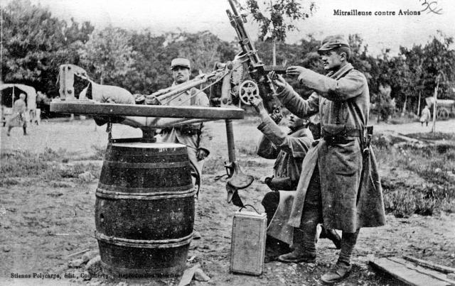 L'anti aérien pendant la première guerre - Scratch - 1/35 St_eti10