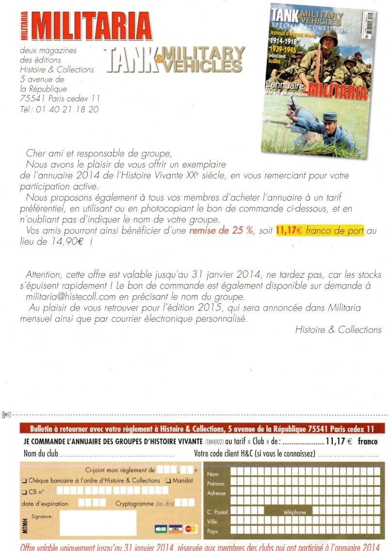 annuaire des associations Militaria magasine Img00310