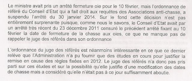 Le Ministre favorable à la chasse des oies en Février !  - Page 3 Scan_p18