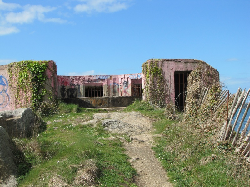 "le ""bunker rose"" Bretag13"