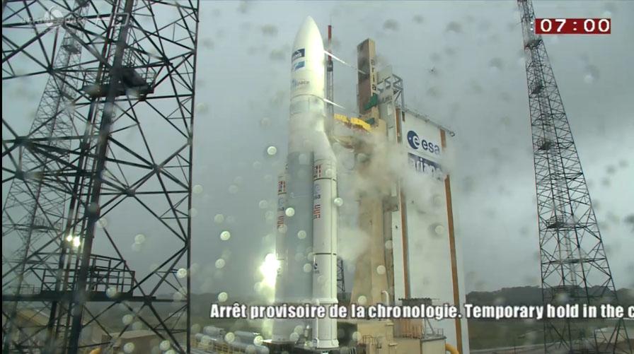 Lancement Ariane 5 ECA VA217 / ABS 2 & ATHENA FIDUS- 6 fevrier 2014 - Page 3 Aaa230