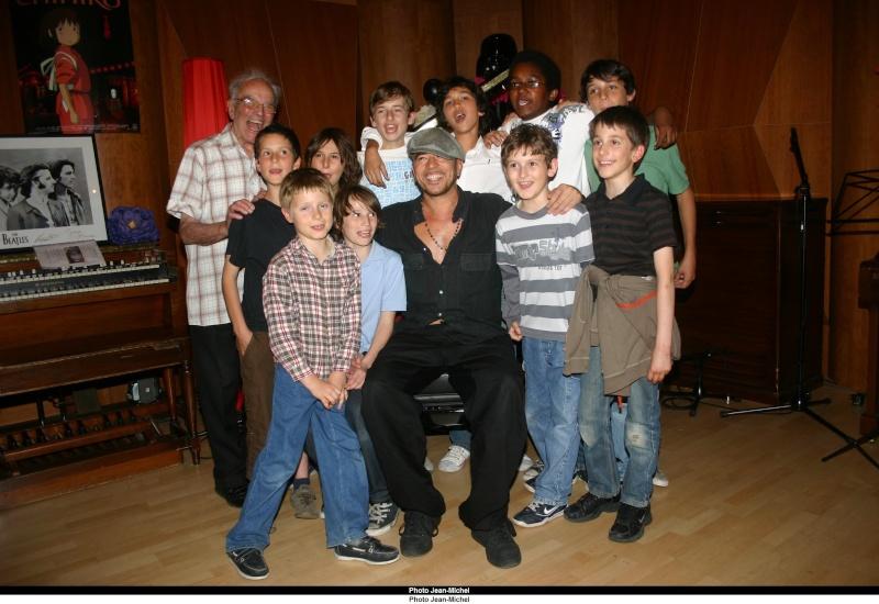 Avec Pascal Obispo  2009_e10