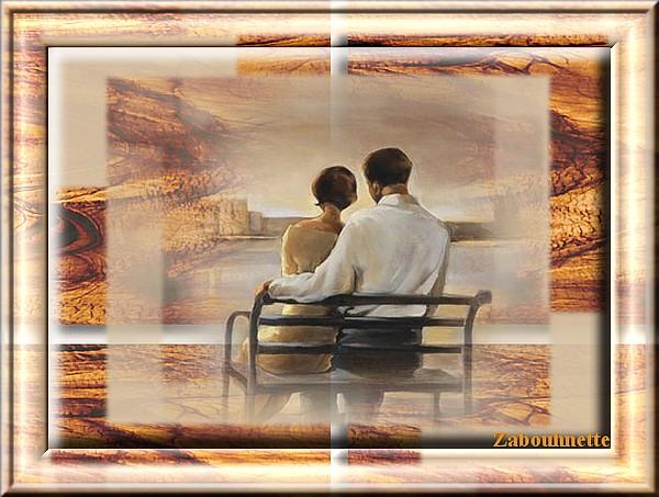 Tableaux avec Photofiltre de Zabouh - Page 5 Couple11