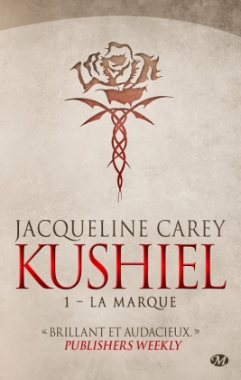 Concours Milady : Kushiel, tome 1 - La Marque 1401-k11