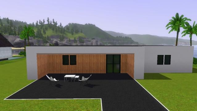 [Sims3]-Débutant- Atelier construction moderne.  Screen45
