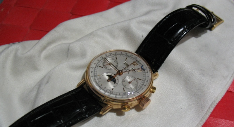 [Vendue] Vends chrono calendrier complet Orfina Valjoux 886 Img_9108