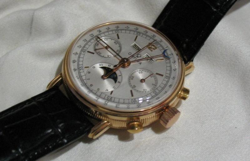 [Vendue] Vends chrono calendrier complet Orfina Valjoux 886 Img_9109