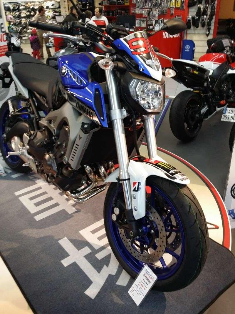 Photos de toutes les Yamaha MT-09 du forum ! :) 20140110