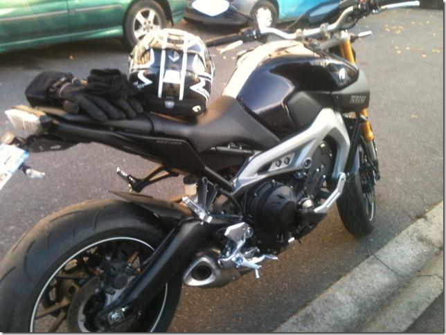 Photos de toutes les Yamaha MT-09 du forum ! :) Mt10