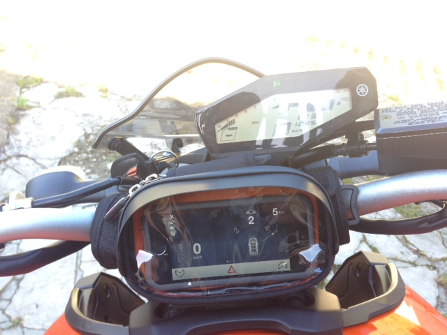 Support GPS/téléphone ram mount Photo_13