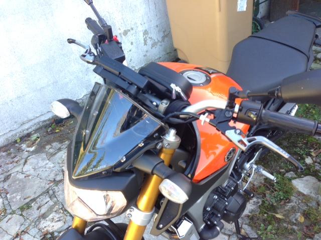 Support GPS/téléphone ram mount Photo_15