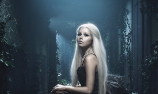 "une bjd dans le clip . Kerli ""Walking On Air"" - Page 5 Kerli_11"