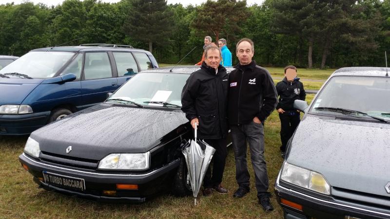 3 eme losange passion international et 30 ans de la Renault 25 - Page 2 20140514