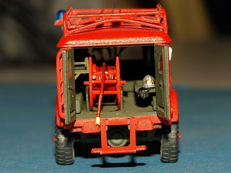 Dodge WC54 pompiers [academy] 1/72 P1012014