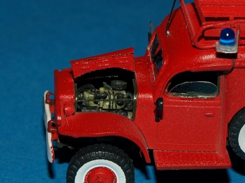 Dodge WC54 pompiers [academy] 1/72 P1012017