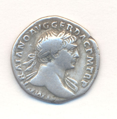 Denier Trajan, Dacia Capta Nouvea10