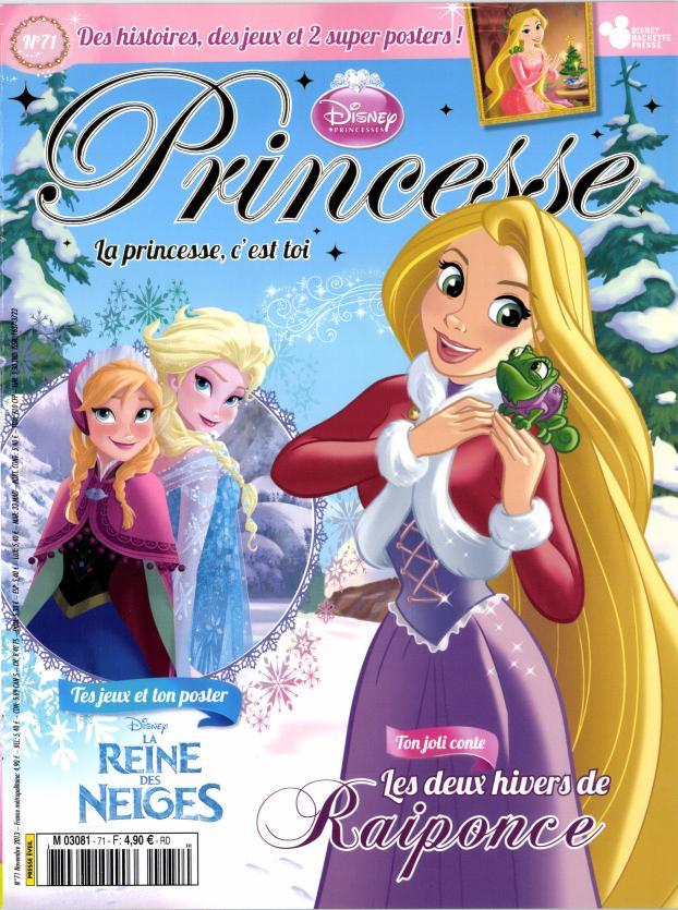 [Magazine] Disney Princesse Magazine France - Page 2 Decemb12