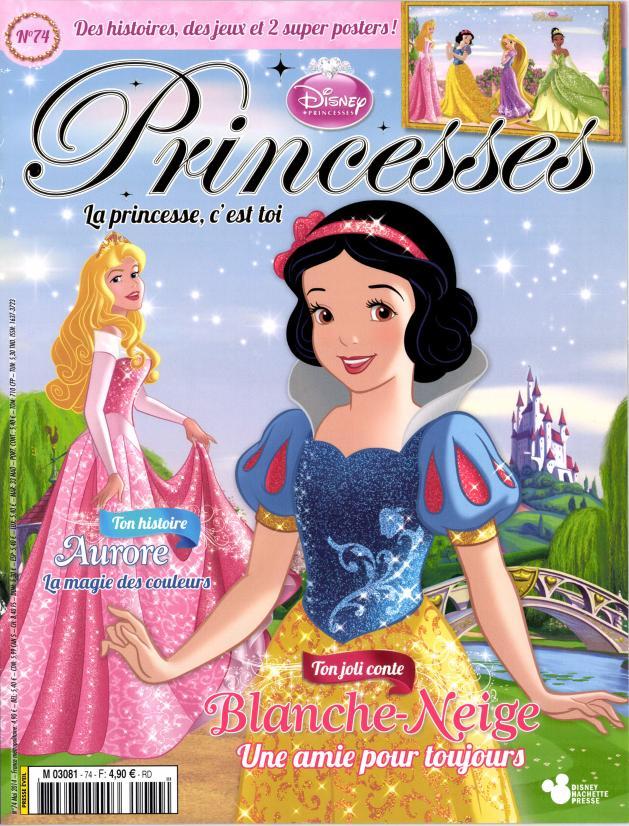 [Magazine] Disney Princesse Magazine France - Page 2 Mai_2010
