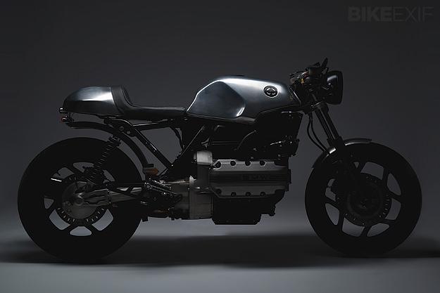 K100 restoration cafe-racer style  Bmw-k110