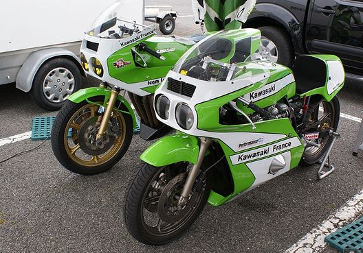 How many after market fairings for the K100? Kawasa10