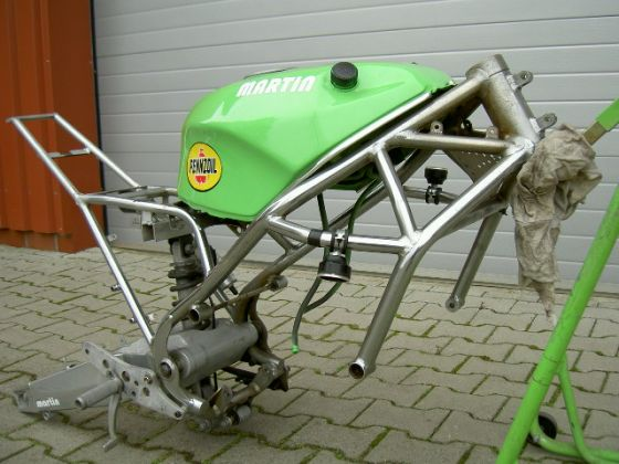 How many after market fairings for the K100? Martin10