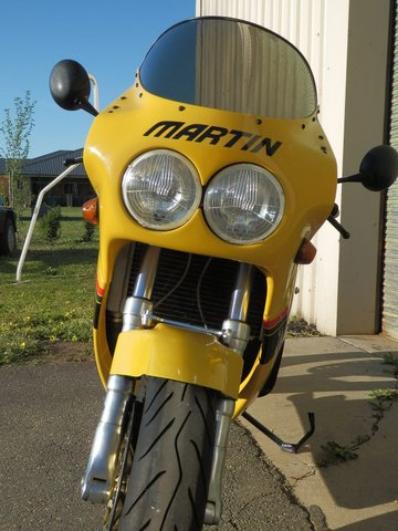 How many after market fairings for the K100? Moto-m12