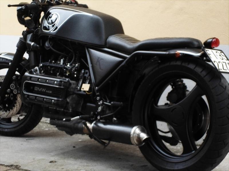 K100 restoration cafe-racer style  Sam_0211