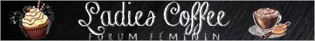 Logo Ladies'coffee forum féminin