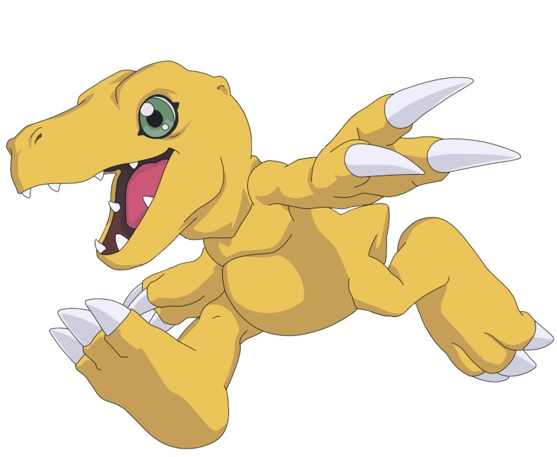 Fan fiction Aragox Agumon10