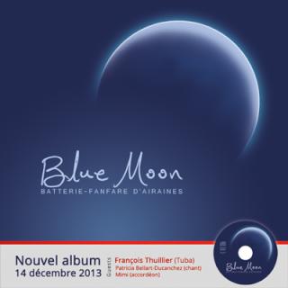 CD - Airaines - Blue Moon Bfa-bl10