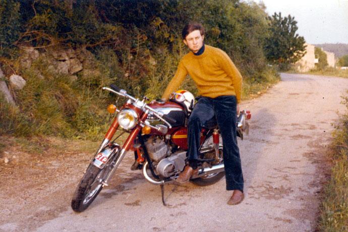 Votre moto avant la MT-09 350yam10