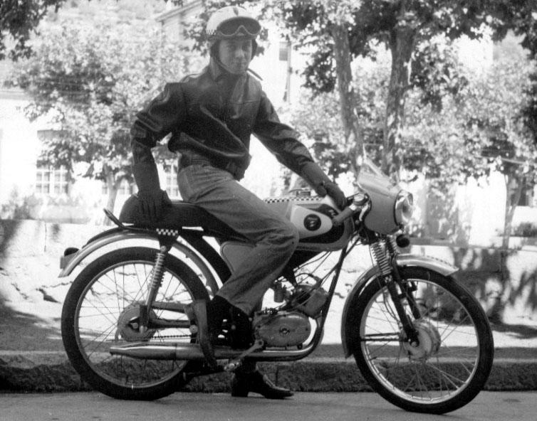 Votre moto avant la MT-09 Flash10