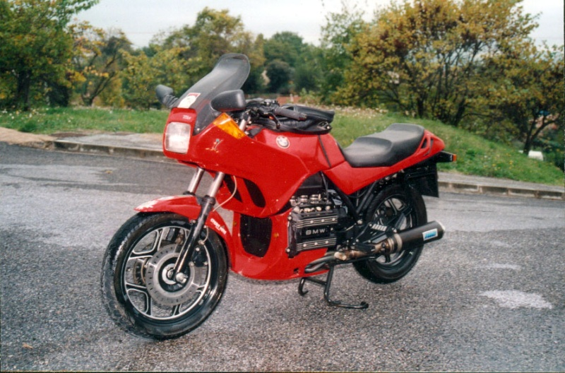 Votre moto avant la MT-09 K7510