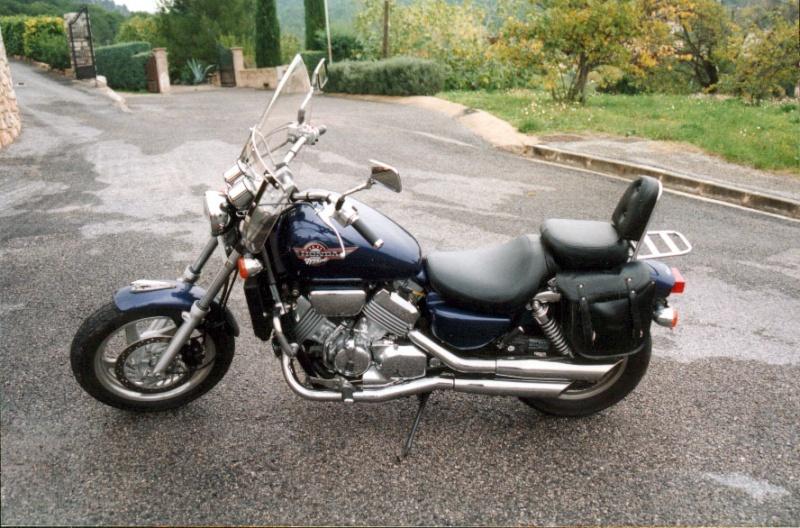 Votre moto avant la MT-09 Vfc11