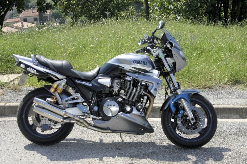 Votre moto avant la MT-09 Xjr_la10