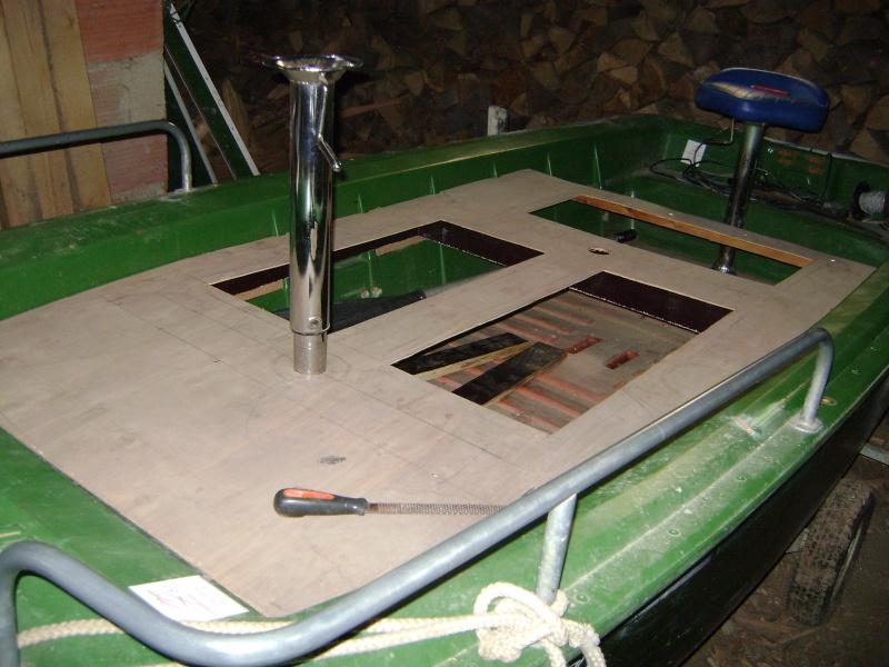 pontage de notre barque  Dsc03710