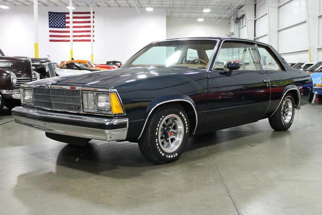 1983 Cutlass Supreme  Malibu10