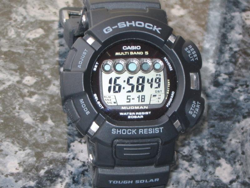 casio - Casio G-Shock Frogman 25ème anniversaire... Gw900011