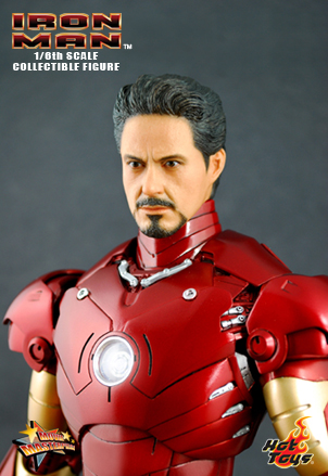 IRON MAN - 12 inches MARK III collectible figure 38110_10