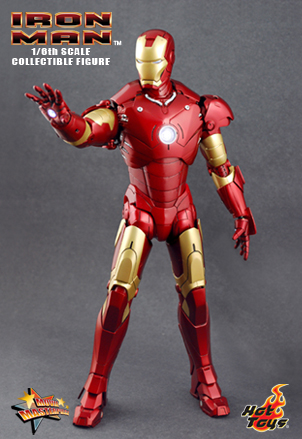 IRON MAN - 12 inches MARK III collectible figure 3812_d11