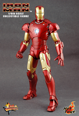 IRON MAN - 12 inches MARK III collectible figure 3813_d11